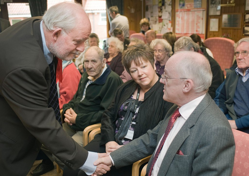 Charles Clarke Election Campaign