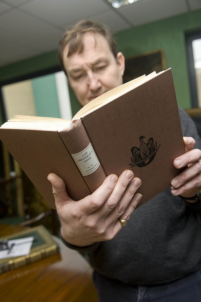 Lady Chatterley First Edition
