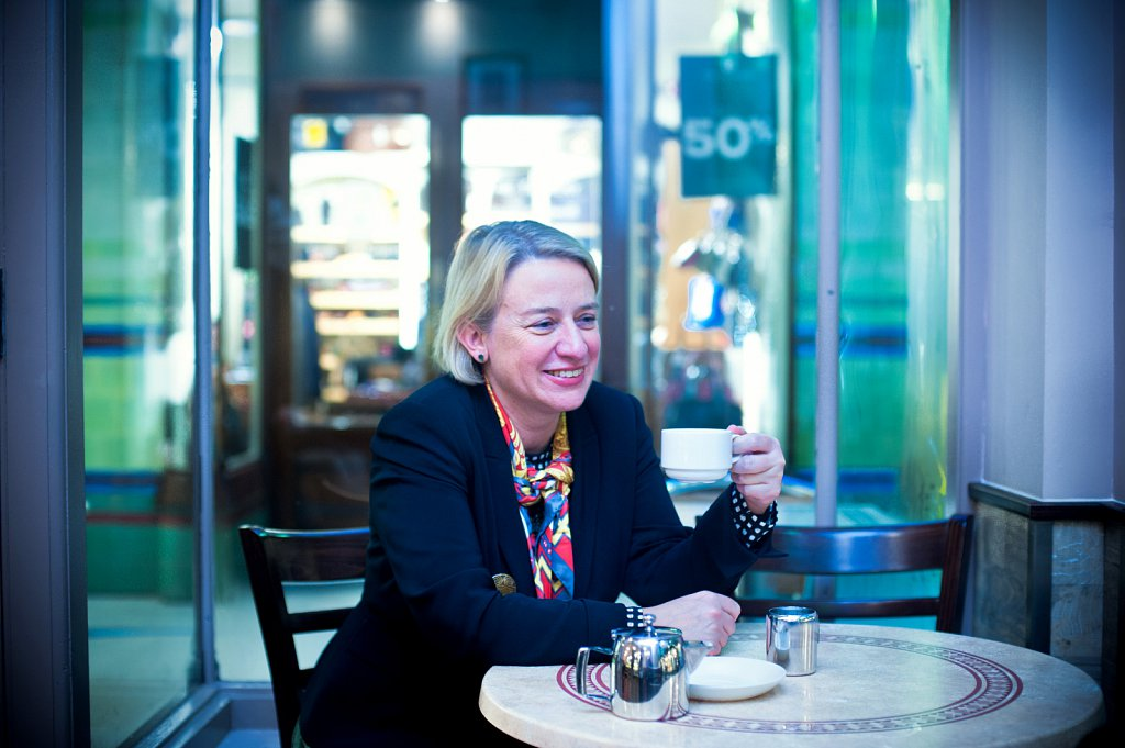 Natalie Bennet, Leader of the Green Party