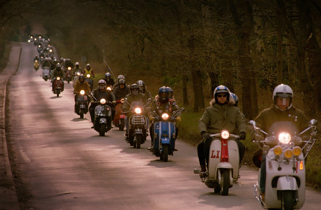 Scooter Funeral